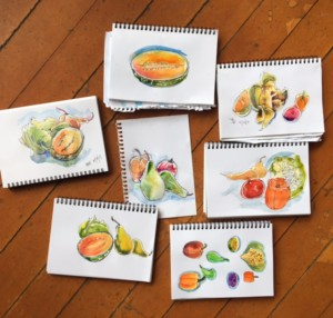 New Sketchers Class Friday 10th March 2017