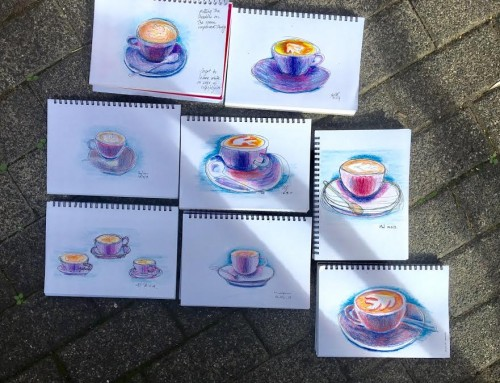 New Sketchers Class Tuesday 14th, Friday 17th and Saturday 19th May 2019