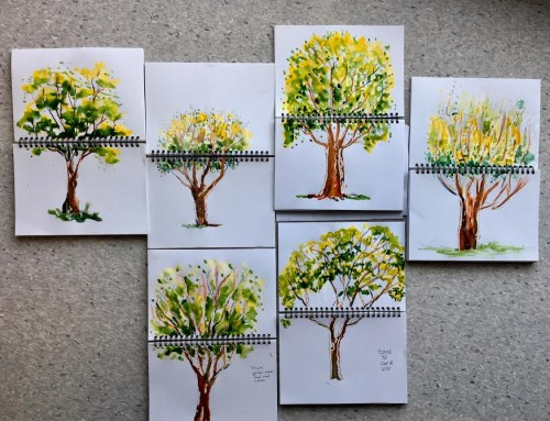 New Sketchers Class Tuesday 4th, Thursday 6th, Friday 7th and Saturday 8th June 2019