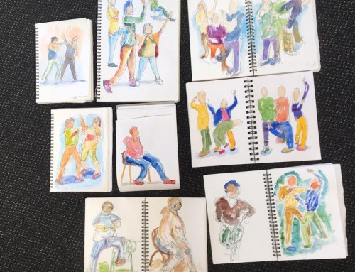 New Sketchers Class Tuesday 3rd, Thursday 5th, Friday 6th and Saturday 7th September 2019