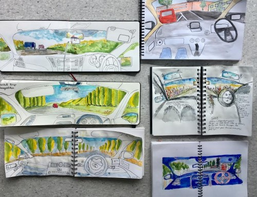General Sketchers Class Monday 28th, Tuesday 29th October, Friday 1st and Saturday 2nd November 2019