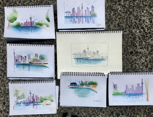 New Sketchers Class Tuesday 29th October, Friday 1st and Saturday 2nd November 2019