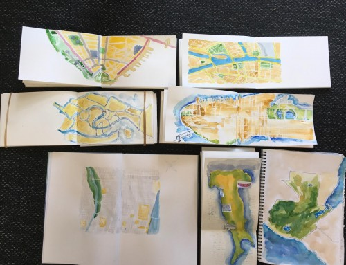 General Sketchers Class Monday 16th, Tuesday 17th, Friday 20th and Saturday 21st March 2020