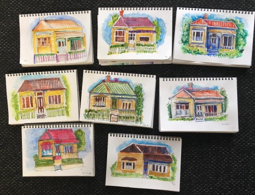 New Sketchers Class Tuesday 10th, Thursday 12th, Friday 13th and Saturday 14th March 2020