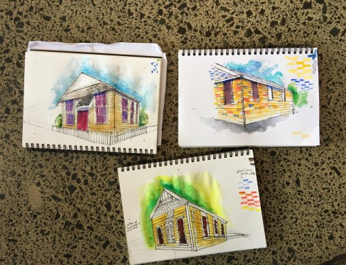 New Sketchers Class Tuesday 17th, Thursday 19th, Friday 20th and Saturday 21st March 2020