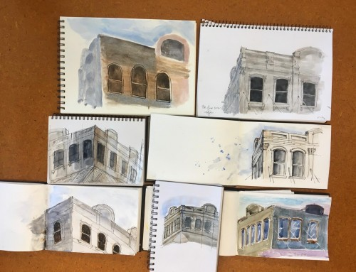 General sketchers – Class 1  Term 2