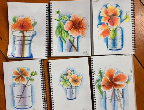 Term 2 – week 1 new sketchers
